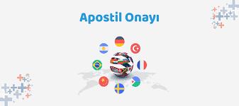 Uluslararası Apostil Onayı